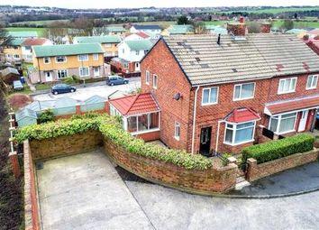 2 bed semi-detached house for sale in Oak Road, Easington Colliery, Peterlee SR8
