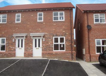 Thumbnail 3 bed terraced house to rent in Meadow Court, Tow Law, Bishop Auckland