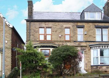 Thumbnail 5 bedroom semi-detached house for sale in Granville Road, Norfolk Park, Sheffield