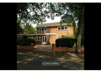Thumbnail 6 bed detached house to rent in Jesson Road, Walsall