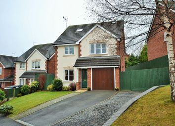 Thumbnail 5 bed detached house for sale in The Oaklands, Tenbury Wells
