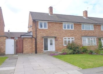 Thumbnail 3 bed property to rent in Delamere Avenue, Eastham, Wirral