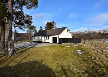 Thumbnail 3 bed detached bungalow for sale in Dalwhinnie