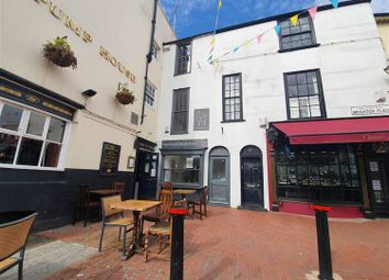 Retail premises to let in Brighton Place, Brighton BN1