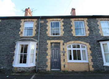 Thumbnail 4 bed town house for sale in Bryn Road, Lampeter