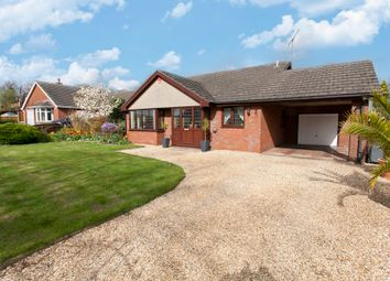 Thumbnail 3 bed detached bungalow for sale in Ruxley Road, Bucknall, Stoke-On-Trent