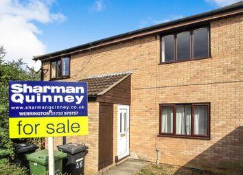Thumbnail 1 bedroom maisonette for sale in Somerville, Werrington, Peterborough