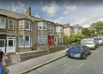 Thumbnail 5 bed terraced house for sale in Pendarves Road, Penzance, Cornwall.
