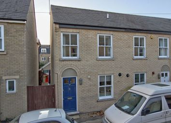 Thumbnail 3 bed end terrace house for sale in York Street, Cambridge