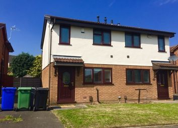 Thumbnail 2 bed property to rent in Barlow Road, Broadheath, Altrincham