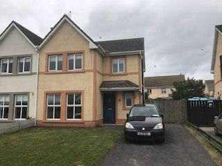 Thumbnail 3 bed semi-detached house for sale in Philipsvale, Daingean, Offaly