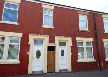 Thumbnail 2 bedroom terraced house for sale in Thorn Street, Preston, Lancashire