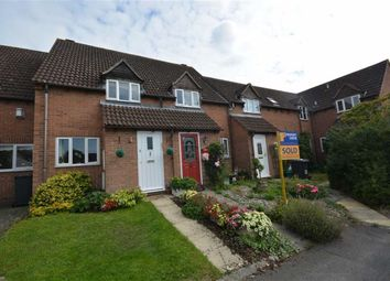 Thumbnail 2 bed terraced house for sale in Apperley Drive, Quedgeley, Gloucester