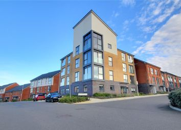 Thumbnail 1 bed flat for sale in Woolhampton Way, Reading, Berkshire