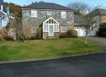 Thumbnail 4 bed detached house for sale in Grenville Meadows, Lostwithiel