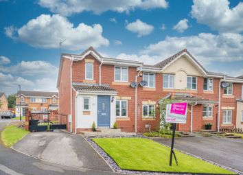 Thumbnail 3 bed end terrace house for sale in Rosewood Close, Chorley