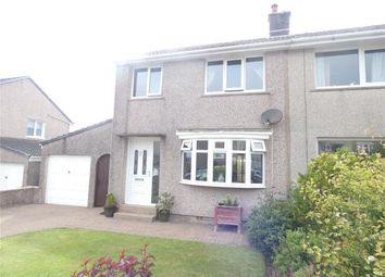 Thumbnail 3 bed semi-detached house for sale in Balmoral Road, Whitehaven, Cumbria