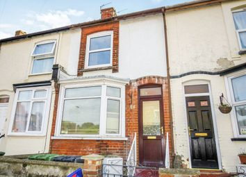Thumbnail 2 bedroom terraced house for sale in Rosebery Road, Cromer
