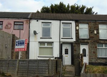 Thumbnail 2 bed terraced house to rent in William Street, Ystrad, Rhondda Cynon Taff