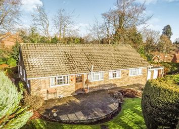 Thumbnail 4 bed bungalow for sale in Trefonen Road, Oswestry