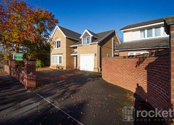 Thumbnail 5 bed detached house to rent in Appleton Drive, Whitmore, Newcastle Under Lyme