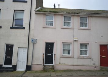 Thumbnail 1 bedroom flat to rent in John Street, Maryport