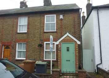 Thumbnail 2 bed terraced house to rent in Adrian Road, Abbots Langley