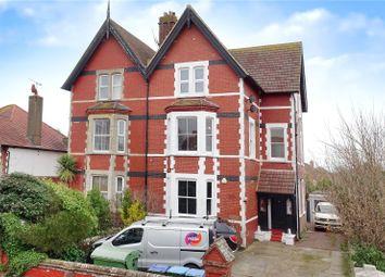 Thumbnail 2 bed flat for sale in Norfolk Road, Littlehampton