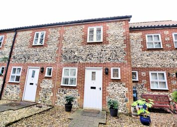 Thumbnail 2 bed terraced house to rent in Heritage Court, Dereham