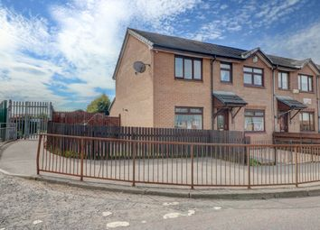 Thumbnail 4 bed end terrace house for sale in Main Street, Holytown, Motherwell