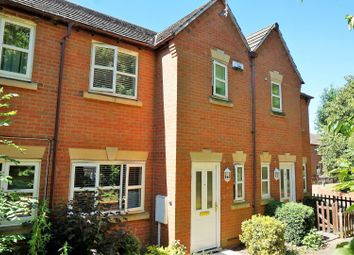 Thumbnail 3 bed town house for sale in Bates Close, Loughborough