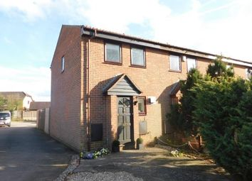 Thumbnail 2 bed end terrace house for sale in Speedwell Close, Weavering, Maidstone, Kent