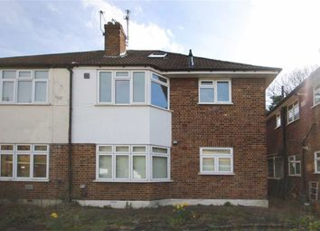 Thumbnail 3 bed flat for sale in Henley Close, Isleworth