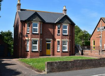 Thumbnail 3 bed flat to rent in Featherbed Lane, Exmouth, Exmouth