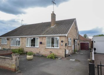 Thumbnail 2 bedroom semi-detached bungalow for sale in Chapel Street, Crowland, Peterborough