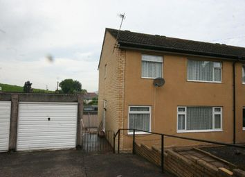 Thumbnail 3 bed semi-detached house for sale in Heol Fryn, Mochdre, Colwyn Bay