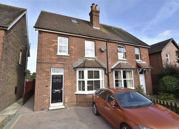 Thumbnail 4 bedroom semi-detached house for sale in Lee Street, Horley