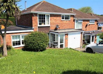 Thumbnail 4 bed semi-detached house for sale in Harbourne Avenue, Paignton