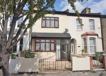 Thumbnail 3 bed terraced house for sale in Chobham Road, London