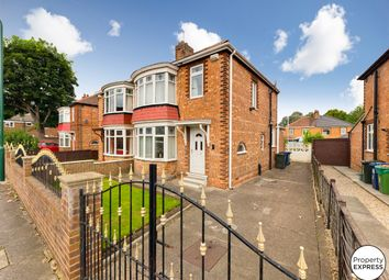 Thumbnail 3 bed semi-detached house for sale in Windsor Road, Middlesbrough