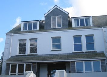 Thumbnail 1 bed flat to rent in Fernleigh Road, Wadebridge