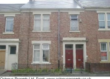 Thumbnail 3 bed flat to rent in Croydon Road, Newcastle Upon Tyne