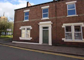 Thumbnail 3 bedroom end terrace house for sale in Carlisle Road, Brampton