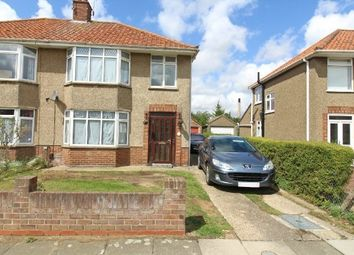 Thumbnail 3 bedroom semi-detached house to rent in Adelaide Road, East, Well Located, Ipswich