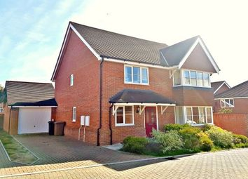 Thumbnail 4 bed property to rent in Wadham Close, Romsey