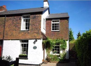 Thumbnail 3 bed semi-detached house to rent in Goathurst Common, Ide Hill, Sevenoaks, Kent