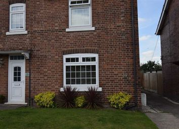 Thumbnail 3 bed terraced house to rent in Walesby Lane, Ollerton, Newark