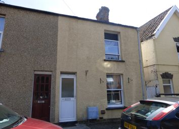Thumbnail 2 bedroom end terrace house for sale in Eastland Road, Yeovil