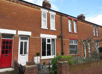 Thumbnail 3 bed terraced house for sale in The Crescent, Eastleigh