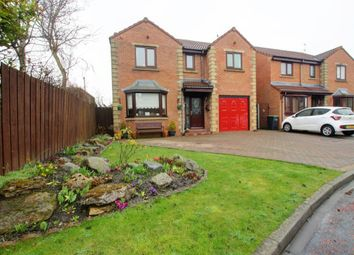 Thumbnail 4 bed detached house for sale in Oakwood, South Hetton, Durham